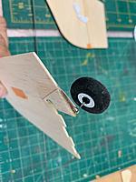 Name: IMG_9675.jpg Views: 55 Size: 738.1 KB Description: Turbo Timber tail wheel.