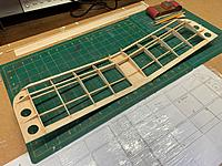 Name: IMG_9811.JPG Views: 49 Size: 1,002.3 KB Description: Wing almost completed. 1/16 sheeting needing to go on.