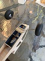 Name: IMG_9757.jpg Views: 48 Size: 1.02 MB Description: Landing gear mounted.