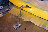 Name: DSCF6167.jpg Views: 234 Size: 73.1 KB Description: I used this tool to mark the line.  Tough on the Etchells due to the near flat hull sections aft of the rudder.