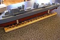 Name: stand 1.jpg Views: 151 Size: 110.4 KB Description: Simple destroyer (still under construction) on stand.