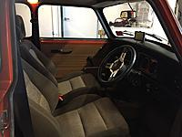 Name: A8D84334-4E1B-4E44-9773-7A9EBA68EF03.jpeg Views: 4 Size: 1.32 MB Description: Home built dash,with Honda Integra seats front and rear Mountney classic s/wheel