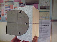 Name: DSCF3361.jpg Views: 164 Size: 184.0 KB Description: first of the half templates in place