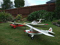 Name: DSCF2376.jpg Views: 187 Size: 301.6 KB Description: My piper fleet , all 1/6 scale.