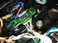 Name: 20140726_163636_.jpg Views: 49 Size: 154.6 KB Description: Swapped sides, swapped positions and soldered in place.