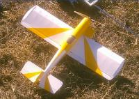 Name: Rev_Amped.jpg Views: 343 Size: 77.6 KB Description: The battery hatch was open in this shot. yellow rectangle on LE of right wingpanel next to fuselage.