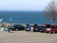 Name: Callahan's Beach - upper parking area  r.jpg Views: 253 Size: 45.6 KB Description: Location 2 as seen from the top flying area