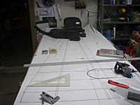 Name: 100_4292.jpg Views: 290 Size: 153.3 KB Description: General layout. Just an outline, rib positions and spars