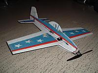 """Name: DSCF1732.jpg Views: 96 Size: 160.2 KB Description: 6mm epp all over.   95 gr auw. .010"""" cf wing spar, placed vertical"""