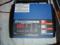 Name: Marine Batt. Charger 001.jpg Views: 75 Size: 86.5 KB Description: here is the overnight charger for the marine batt. ... I keep them on it all the time so I'm ready to roll if the wind dies :)