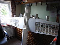 Name: Lanc IIy.JPG Views: 25 Size: 1.93 MB Description: The wing tips will have to go on last.