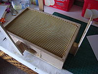Name: LancII (2).JPG Views: 9 Size: 1.89 MB Description: Perforated grid over the top.