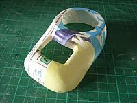 Name: Lanc 1 (2).JPG Views: 14 Size: 1.62 MB Description: This was an original Lanc spare cowl, ice-cream tub plastic.