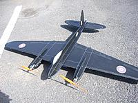 """Name: MossyF.JPG Views: 14 Size: 75.0 KB Description: 50"""" span.  the old 2408/21 'Bell' motors, 3s."""