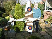Name: Spitfire23.jpg Views: 64 Size: 135.4 KB Description: 'She', plus her 'Old Man'.