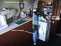 Name: Storage (7).jpg Views: 109 Size: 154.5 KB Description: Small bedroom, my work shop for modelling.