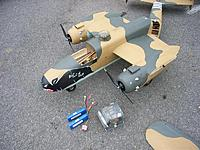 Name: B-25july12 (4).jpg Views: 313 Size: 126.3 KB Description: Removable cockpit gives access to the batteries.