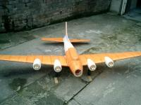 Name: B17front h.jpg Views: 331 Size: 102.7 KB Description: Now starting to look like a B17