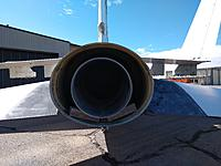 Name: A7 Tail View.jpg Views: 5 Size: 4.02 MB Description: Lots of room between the tail pipe and the fuse opening!