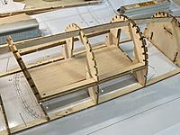 Name: 005.JPG Views: 23 Size: 2.48 MB Description: Rails for the battery hatch in place