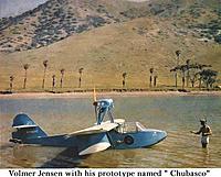 Name: PlaneA.103132141.jpg Views: 122 Size: 48.8 KB Description: Volmer Jensen's original prototype built back in 1956