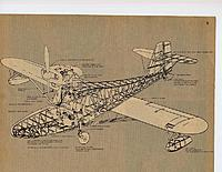Name: Mo16698.jpg Views: 115 Size: 100.6 KB Description: This drawing provides a little insight on some of the parts that are repurposed from other aircraft (in case you want to build a Kingfisher;)