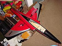 Name: DSC01668.jpg Views: 74 Size: 259.6 KB Description: wings mounted, glue setting.