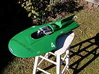 Name: m_Campbell Shovel Hydro 004.jpg Views: 209 Size: 59.3 KB Description: Green Goblin Typhoon 500 heli 1800kv outrunner motor Seaking 120A ESC, 4s lipo, 443 prop. Sold