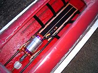 Name: m_JetChopper 30 007.jpg Views: 246 Size: 74.5 KB Description: Rods & mounts glassed in, & battery tray fitted.