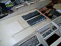 Name: m_11.jpg Views: 208 Size: 46.1 KB Description: The second piece of the drop section being weighted down while the epoxy sets.