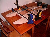 Name: m_017.jpg Views: 126 Size: 61.7 KB Description: A few clamps does the trick.