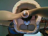 Name: GWS P-51 12 mm motor gearbox. 9.5 ounces.jpg Views: 74 Size: 41.3 KB Description: