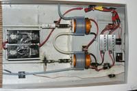 Name: Donzi Electrics 1.jpg Views: 47 Size: 70.4 KB Description: Astro's W/water cooling.
