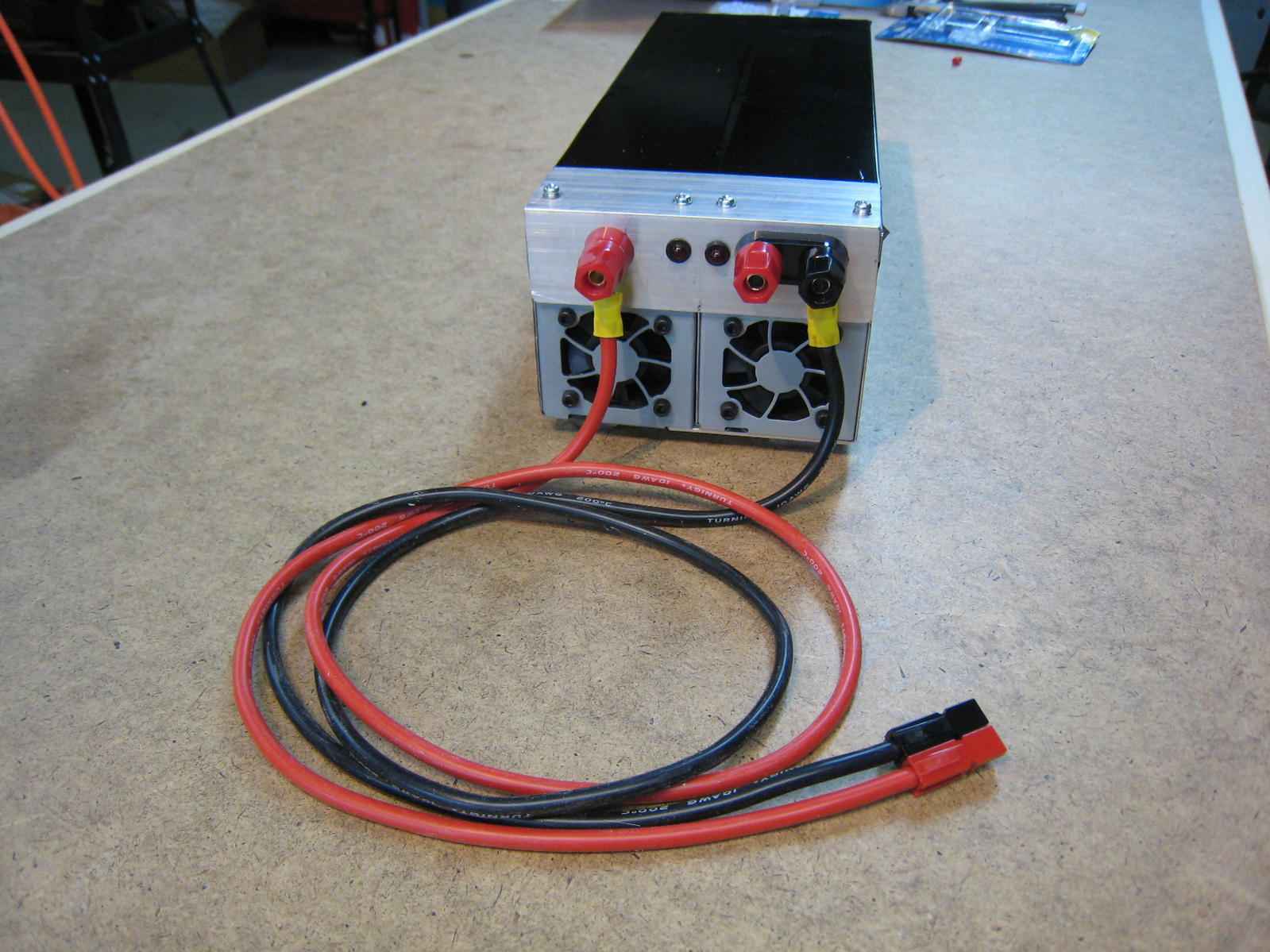 Building A 48v Psu With Charger Rc Groups 12v Dc Wiring Supplies