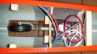 Name: DSC00230.jpg Views: 223 Size: 72.3 KB Description: Starting to plumb the front retract...