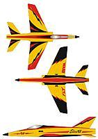 """Name: Electra Striker.jpg Views: 480 Size: 64.0 KB Description: Electra """"Striker"""" scheme..."""