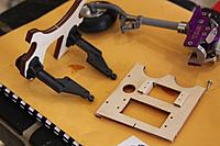 Name: Img_0035.jpg Views: 447 Size: 122.6 KB Description: Individual parts ready to assemble and mount...
