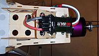 Name: Dsc01087.jpg Views: 298 Size: 137.5 KB Description: MythoS 125e motor mounting...