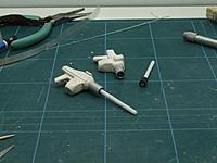 Name: DSCF7608.jpg Views: 195 Size: 189.1 KB Description: MG 81 machine guns are made from balsa.