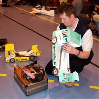 Name: 016.jpg Views: 2908 Size: 72.3 KB Description: Markus Zolitsch preparing his Air Race truck.