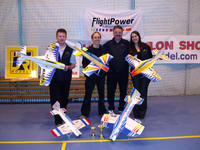 """Name: 028.jpg Views: 1658 Size: 67.5 KB Description: DMFV Indoor team pilots with """"Driver"""" (yours truly ;-))."""