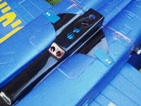 Name: P5100015.jpg Views: 356 Size: 96.2 KB Description: Two additional holes added to ESC cover.