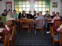 Name: 19.jpg Views: 1230 Size: 60.2 KB Description: Every evening the team goes out for dinner ...