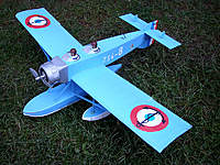 Name: 15.jpg Views: 1052 Size: 117.7 KB Description: Semi-Scale model of French submarine airplane.