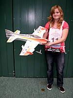 Name: Julia Biermann.jpg Views: 1106 Size: 74.3 KB Description: Only female competitor and Champion F3P-Sport 2009: Julia Biermann