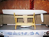 Name: A3 Oct. 2012 005 (640x480).jpg Views: 149 Size: 204.5 KB Description: keel line is square with spar rear, looks droopy here