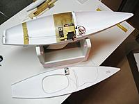 Name: Mini Soling 053 (800x600).jpg Views: 155 Size: 245.0 KB Description: Inside arrangement finished. Reciever will be where it is sitting, under the deck.