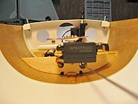 Name: Mini Soling 074 (800x600).jpg Views: 166 Size: 219.0 KB Description: Deck eye fastenings.