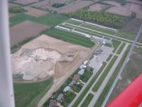 Name: bipes 023.jpg Views: 498 Size: 49.9 KB Description: Guelph airport. This is our flyover into the pattern.