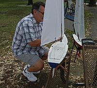 Name: Bill setting up his Fairwind.jpg Views: 38 Size: 255.9 KB Description: Bill setting up his Fairwind